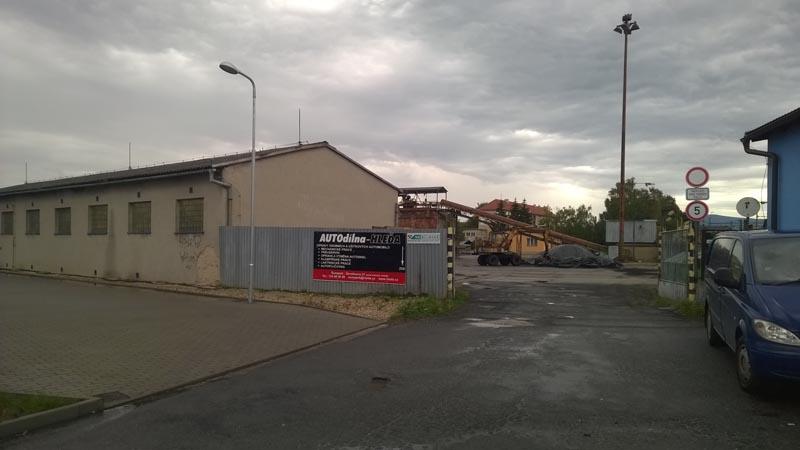 středisko Šumperk Hleďa